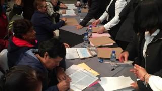 Entrega No. 38 de 200 créditos para reparación de viviendas